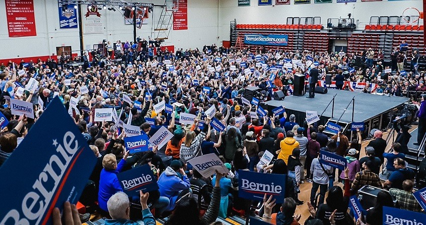 New Hampshire Bernie Sanders