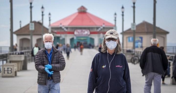 Coronavirus: California, el primer estado estadounidense en contener a todos sus ciudadanos