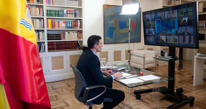 España e Italia exigen a la UE un compromiso claro y contundente de financiación para superar la crisis