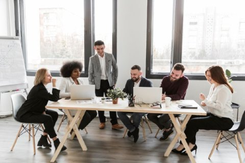 Administradores de tareas para trabajo en equipo