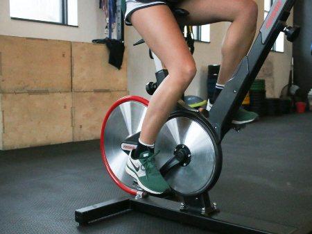 músculos que se trabajan haciendo spinning