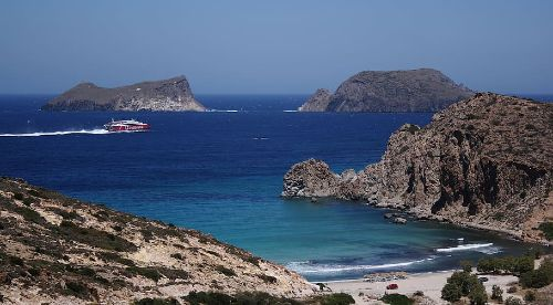 visitar Grecia en barco