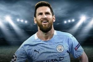 Manchester City le ofrecería a Messi el mejor contrato en la historia del club