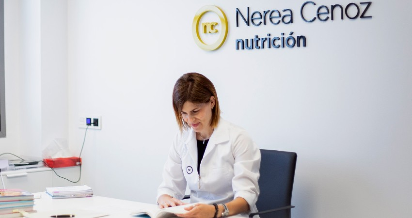 Entrevista Nerea Cenoz dietista nutricionista