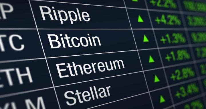 Las 5 mejores criptomonedas para invertir en 2020