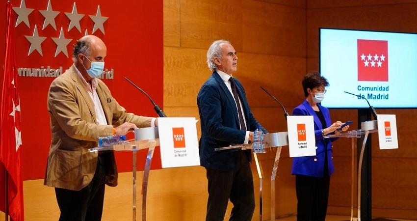 Madrid solicita reapertura