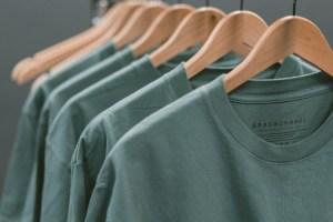 Seis pasos para encontrar la camiseta perfecta