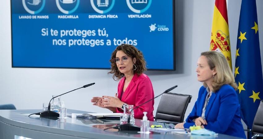 Ministra de Hacienda y vicepresidenta de Asuntos Económicos