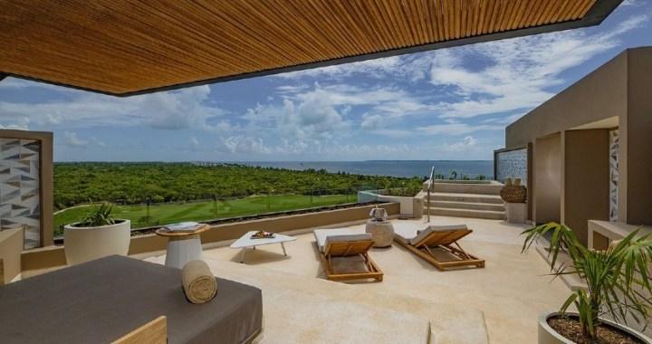 Estudio Playa Mujeres: un hotel 5 estrellas con una propuesta de conexión familiar