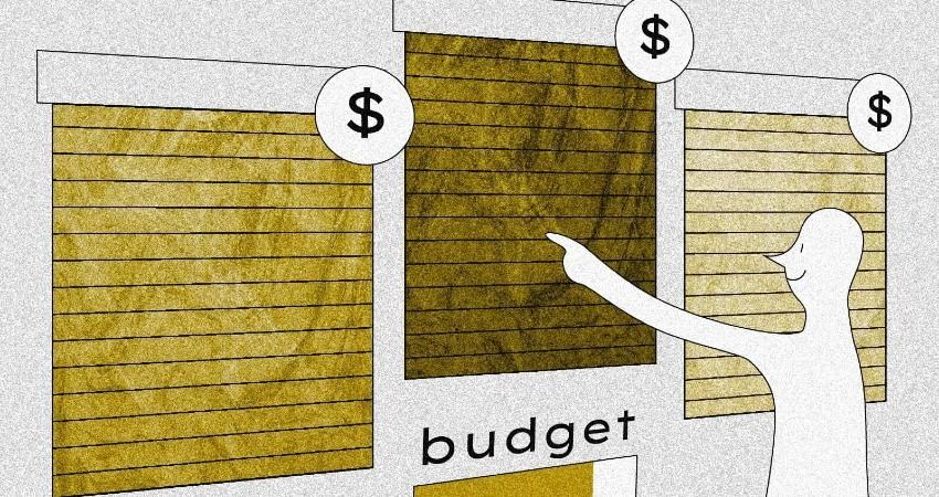 Reducir el presupuesto de una reforma