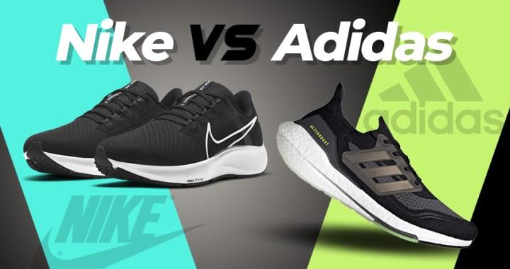 Nike o Adidas ¿Cuál es tu preferida?
