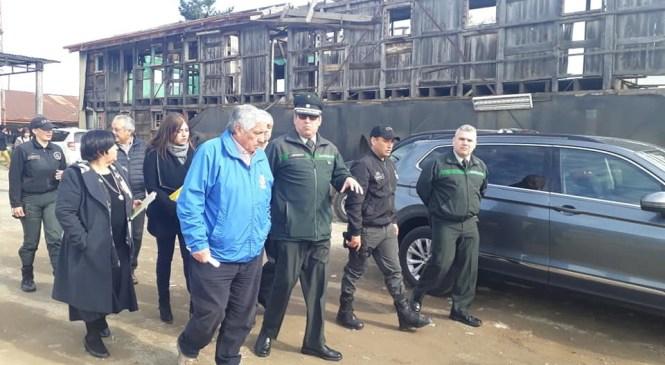 Cauquenes: Alcalde y Seremi de Bienes Nacionales visitaron terrenos de ex-cárcel
