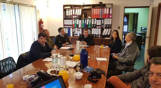 Maule: Sernapesca coordina plan interinstitucional de fiscalización para veda de la merluza común en septiembre