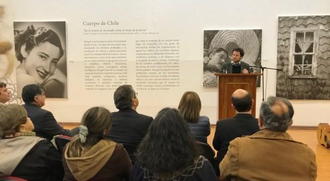 Subsecretario de las Culturas y las Artes visitó el Maule en el contexto del centenario de Margot Loyola