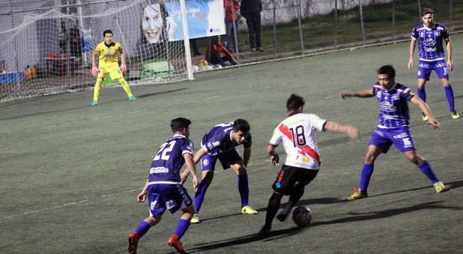 Deportes Linares cayó por la cuenta mínima frente a Tomás Greig