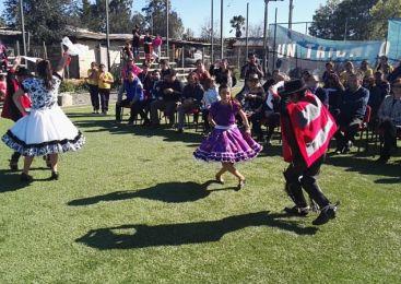 San Javier: Inauguran flamante multicancha en Huerta de Maule