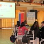Seminario destinado a docentes abordó la contaminación del aire y su impacto en la comunidad