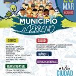 """Linares: Este sábado comienzan actividades del programa """"Municipalidad en Terreno 2019"""""""