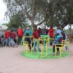 San Javier: Recuperación y mejoramiento de un espacio público para Bobadilla