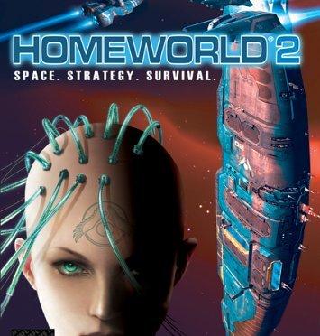 Homeworld 2 萬艦齊發2