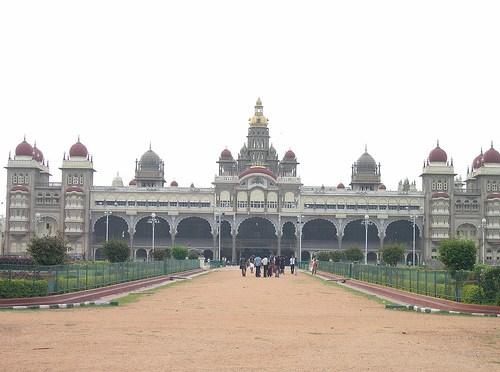 Mysore – the tourist trap