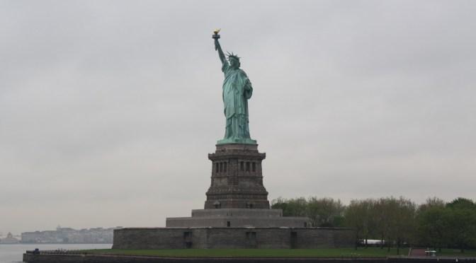 紐約大蘋果(二) – 旅行團必到的景點