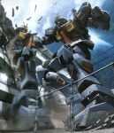 RX-178 Gundam Mk.II Titan ver.