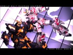 RX-0 Unicorn vs RX-0 Banshee