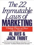 The 22 Immutable Laws of Marketing – Al Ries & Jack Trout 營銷定律二十二條