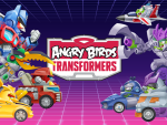Angry Bird Transformers 憤怒鳥變形金剛