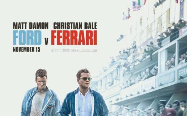 Ford v Ferrari 極速傳奇:福特決戰法拉利