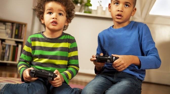 如何教導小朋友正確的電子遊戲價值觀