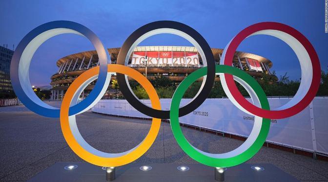 東京奧運隨筆
