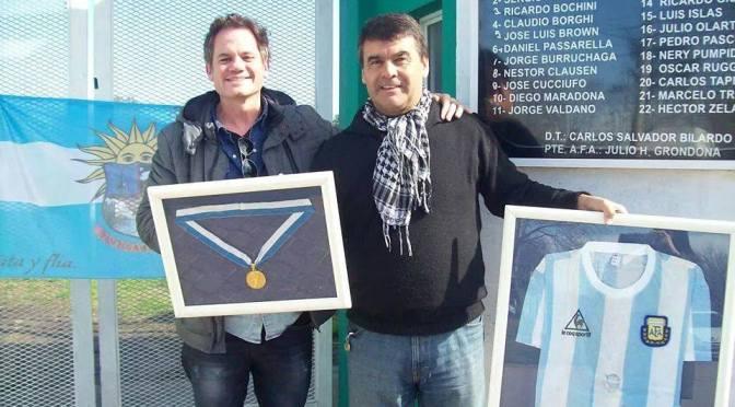 """""""Me siento orgulloso de haber metido un gol en una final que ganó Argentina, Bilardo nos decía hasta cómo debíamos hacer el amor"""""""