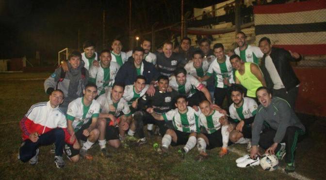 Atlético Marcos Paz, a la final de la liga y el sueño de jugar el Federal C