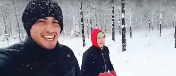 """Braian Toledo: """"La gente de Finlandia me reconoce más porque saben que vine por un objetivo"""""""