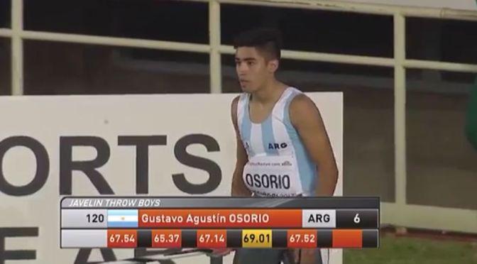 Enterate cómo Agustín Osorio se trajo el sexto puesto del mundial de Kenia