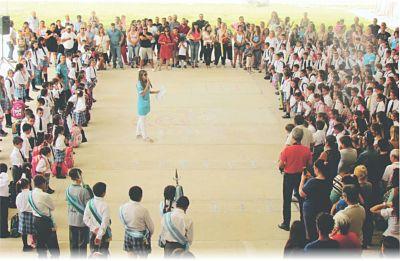 El Instituto Privado Marcos Paz completa el último nivel del secundario, con exigencia y creatividad