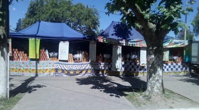 Ya arrancó la Fiesta del Inmigrante en Marcos Paz
