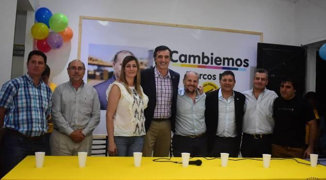Javier Prida presenta su espacio, aún no se define como candidato