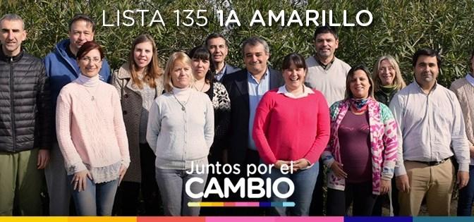 Anabel Arboledas se prepara con todo en Juntos por el Cambio