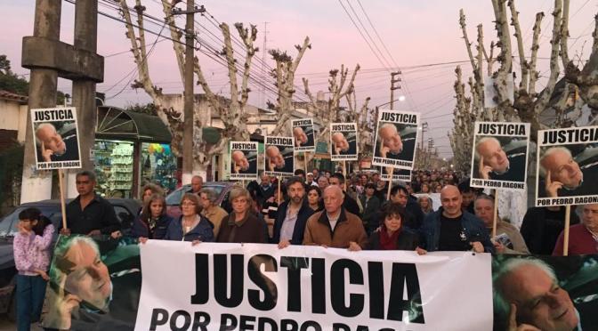 A un año del cruel asesinato de Pedro  Ragone, no hay ni siquiera detenidos: sus seres queridos reclaman justicia