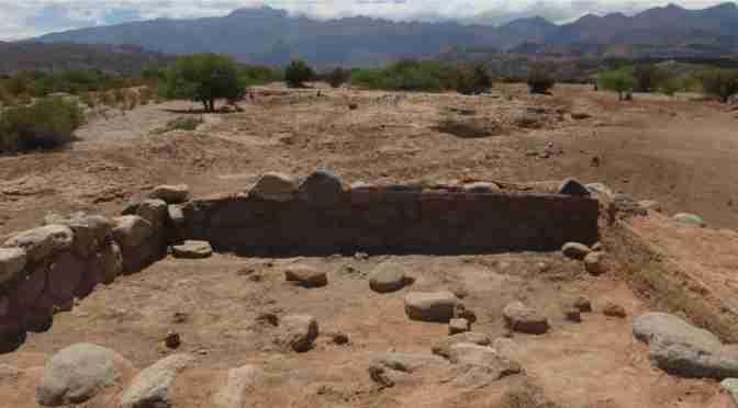 Nuevos hallazgos sobre un centro metalúrgico del imperio Inca en Catamarca