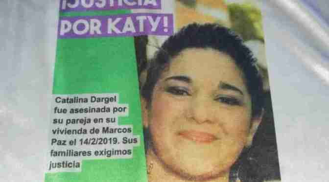 Perpetua para el asesino de Katy Dargel, la había asesinado con el hacha