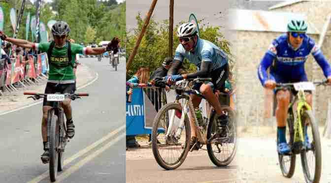 Once bikers de acá dijeron presente en Río Pinto, la carrera en las sierras cordobesas más concurrida en el país
