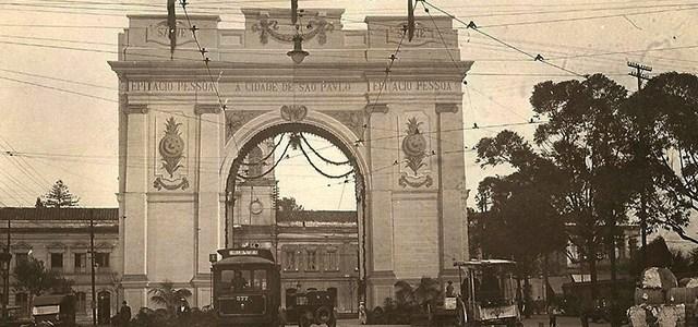 São Paulo também já teve seu Arco do Triunfo, você sabia?