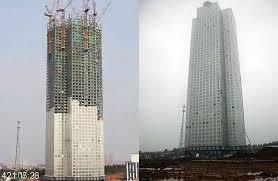 Empresa chinesa constrói Prédio de 30 andares em 15 dias!!!!!
