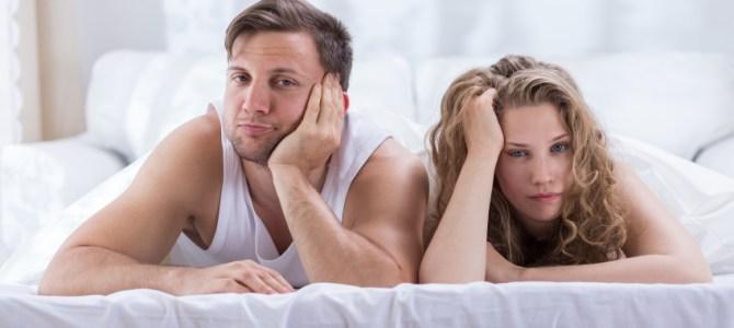O sexo e o casamento