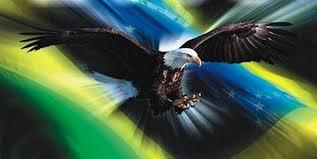 A Lenda da Águia Brasileira.