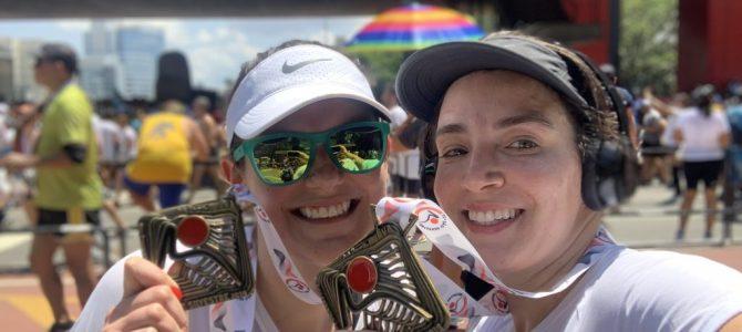 O que aprendi ao correr a São Silvestre pela primeira vez.